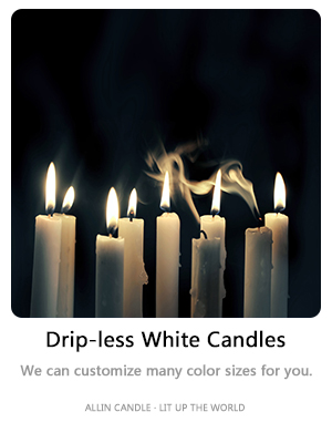 Tips for buying candles allin candle - A buying guide for decorative candles ...
